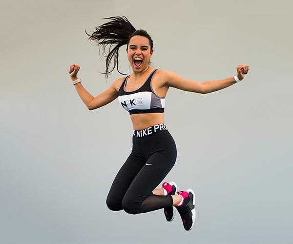 En fotos: Nike Women celebra a las mujeres deportistas