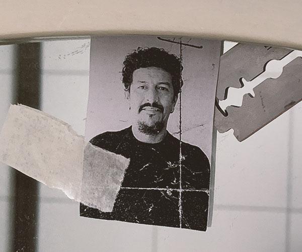 J.J. Muñoz, el novelista de las calles capitalinas