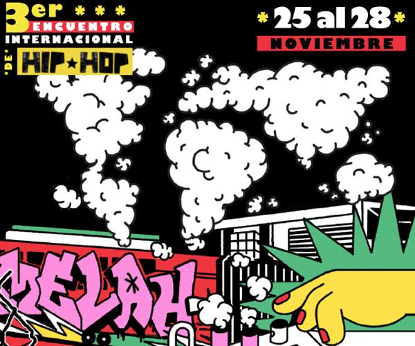 Melah 2020, cuatro días de hip hop, memoria y resistencia