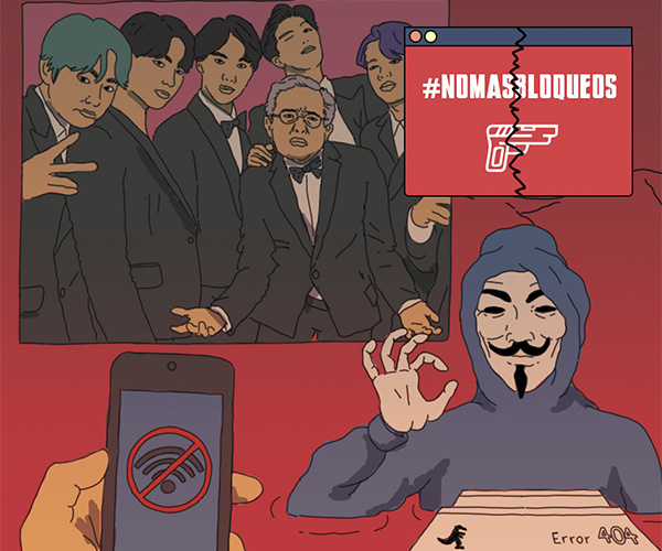 Activismo digital y censura en el Paro Nacional