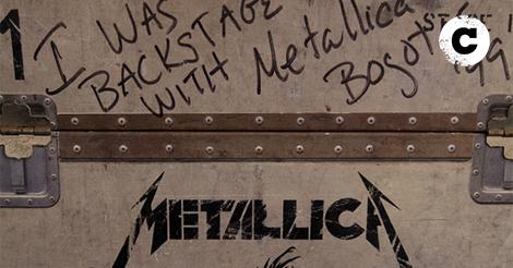 """""""Satanismo invocado por el concierto metálico"""": crónicas de la primera visita de Metallica a Colombia"""