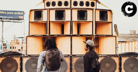 """""""Nuestra música no desconcentra, potencia el mensaje"""": la fuerza social de los sound systems"""