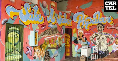 'Terrénica': un documental sobre la autogestión y el muralismo a orillas del Magdalena