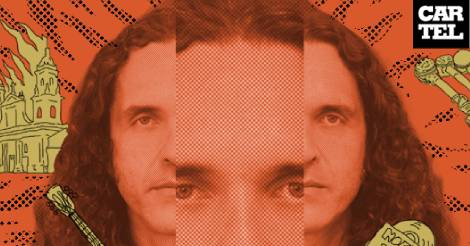 Carlos Castro, el 'rock star' que se le coló al sistema