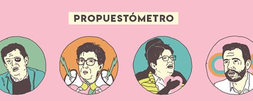 Vote consciente: Estas son algunas de las propuestas de los candidatos a la Alcaldía de Bogotá