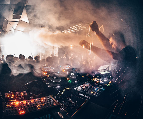 Spin: el diseñador de la fiesta electrónica