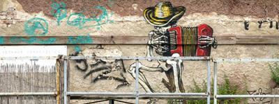 muralistas colombianos en el exterior