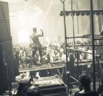 Dj Cashu hace música electrónica como activismo y política