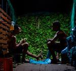 En el mercado público de Barranquilla el rebusque es la esencia de cada voluntad.