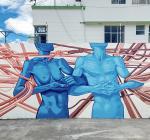 Así se vivió la cuarta edición del Festival Nuevo Mural en Ecuador
