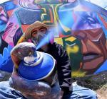 En fotos: Policromía repartió dosis de muralismo en Pereira, Manizales y Armenia
