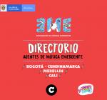 Directorio EME: Directorio Agentes de Música Emergente