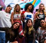 B-girls, fly girls, deportistas, emprendedoras y artistas se encontraron el pasado 29 de noviembre en el Nike Store Calle 82