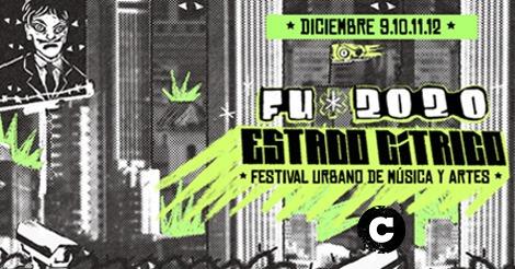 Luego de diez años vuelve el Festival Urbano de Música y artes de Bogotá (FU2020 – Estado Cítrico), una plataforma de resistencia cultural para el fortalecimiento de nuestra identidad, el pensamiento crítico y la transformación social de nuestro país desde los lenguajes, formas y posibilidades de la música y el arte.
