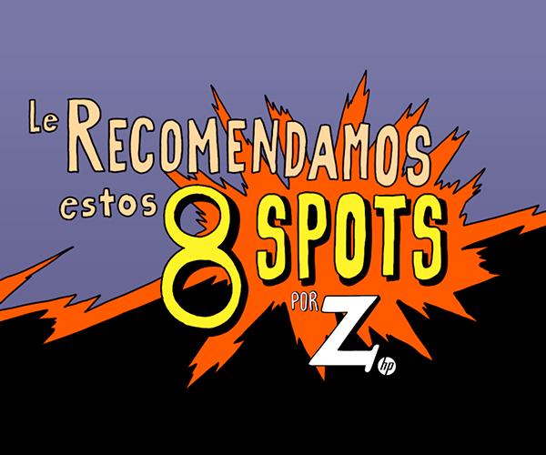 San Felipe o el parchadero creativo de Bogotá Z by HP